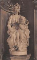 Bruges (Belgique) - Eglise Notre Dame - La Vierge Et L'Enfant - Brugge