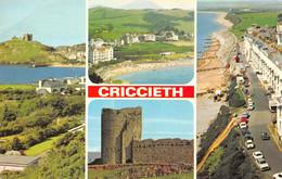 Criccieth (Pays De Galles) - Multivues - Andere