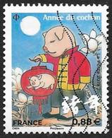 FRANCE  2019 - YT  5296 -  Année Du Cochon -  Oblitéré - Gebruikt