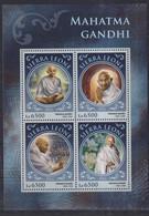 N10. Sierra Leone MNH 2016 Mahatma Gandhi, 1869-1948 - Sin Clasificación