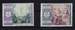 ESPAÑA **901ccs/2ccs Nuevo Sin Charnela. Cat.200 € - Unused Stamps