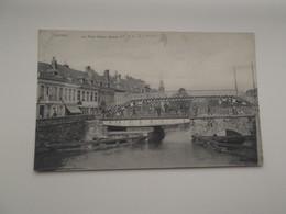 TOURNAI: Le Pont Notre-Dame - Tournai