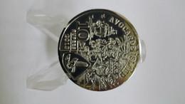 Avocarda Island 10 Rupees 2013 Four-eyed Butterfly Fish UNC - Sonstige Münzen