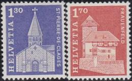 Suisse  .  Y&T .   7364/765    .   **   .     Neuf SANS Charnière   . / .  Postfrisch - Unused Stamps