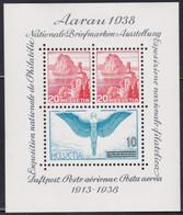 Suisse  .  Y&T .   Bloc 4  (2 Scans)     .   **   .     Neuf SANS Charnière   . / .  Postfrisch - Bloques & Hojas
