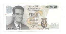 *belguim 20 Francs 1964 Kestens - Other