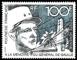POLYNESIE 1972 - Yv. PA 70 **   Cote= 78,00 EUR - Général De Gaulle  ..Réf.POL25448 - Nuovi