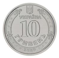 Ukraine 10 Hryvnia 2020 UNC Ivan Mazepa - Ukraine