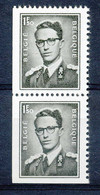 D - [150821]SUP//**/Mnh-N° 1561f, Des Carnets, Type Marchand (lunettes), 1,50F Se Tenant Verticalement, N.d. Bords Gauch - Unused Stamps