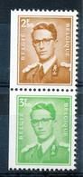 D - [150827]SUP//**/Mnh-N° 1562b, Des Carnets, Type Marchand (lunettes), 2,50F+3,50F Se Tenant Verticalement, SNC - Unused Stamps