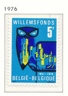 D - [151447]SUP//**/Mnh-N° 1796, Willemsfonds, Hiboux Stylisé, SNC - Unused Stamps