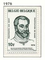 D - [151518]SUP//**/Mnh-N° 1824, Pacification De Gand, Willem Van Nassau, Prince D'Orange, SNC - Unused Stamps