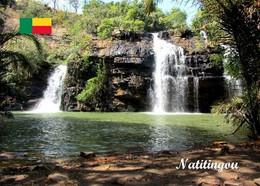 Benin Natitingou Falls New Postcard - Benin