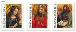 D - [152573]TB//**/Mnh-N° 2205/07, Culturelle, Peintures Religieuses, Retable De La Cathédrale St Bavon, Painting, SC, S - Unused Stamps