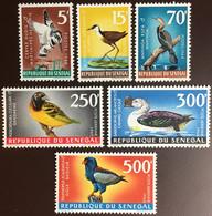 Senegal 1968 Birds Complete Set MNH - Zonder Classificatie