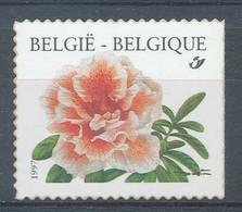 D - [153876]TB//**/Mnh-N° 2733a, ND/Imperf à Droite, Rhododendron Simsii, Azalée 'Madame Haerens A.', Fleurs, Tarif Perm - Unused Stamps
