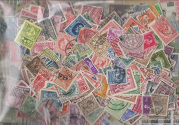 All World 750 Different Stamps  Until 1950 - Alla Rinfusa - Monete