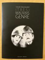 (Très) Mauvais Genre - Livret Textes Et Dessins (BD) - Chloé Cruchaudet - Non Classificati