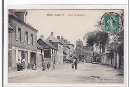 SAINT-RIQUIER : Route De Doullens - Tres Bon Etat - Saint Riquier