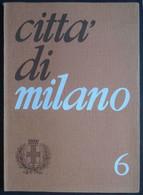 CITTÀ DI MILANO N. 6 Del 1968 - Carta D'identità Di Milano - Non Classificati