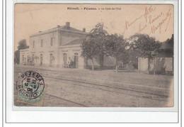 PEZENAS - La Gare Du Midi - état - Pezenas