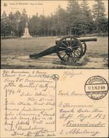 Postkaart Beverlo Bjêvel Truppenübungsplatz Canone Gel. Feldpost 1916 - Non Classificati