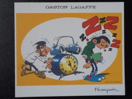 Gaston Lagaffe  Carton 24 X 21 Franquin Marsu 2004 TBE - Non Classificati
