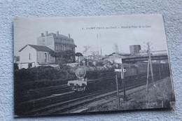 Saint Paul Les Dax, Hôtel Et Pont De La Gare, Landes 40 - Autres Communes