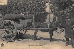 CORREZE : Un Charbonnier - Tres Bon Etat - Eygurande