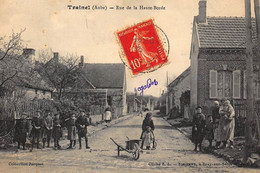 TRAINEL : Rue De La Haute-borde - Tres Bon Etat - Otros Municipios
