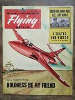 Royal Air Force Flying Review  / November 1953 - Trasporti