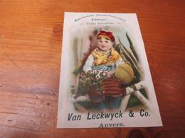 Chromo, Van Leckwyck & Co, Nederlandse Stoombranderij - Altri