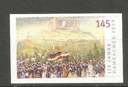 Timbre Allemagne Fédérale Neuf **  N 2428  Autoadhésif - Unused Stamps