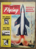 Royal Air Force Flying Review  / October 1953 - Trasporti