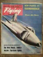 Royal Air Force Flying Review  / September 1953 - Trasporti