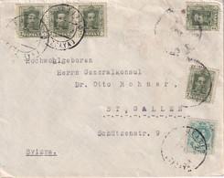 ESPAGNE  LETTRE   DE LEQUEITIO - Briefe U. Dokumente