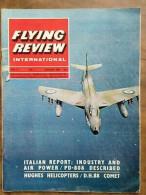 Flying Review International - Vol.21, Nº5 / January 1966 - Trasporti