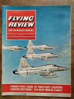 Flying Review International - Vol.21, Nº3 / November 1965 - Trasporti