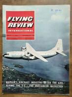 Flying Review International - Vol.21, Nº 1 / September 1965 - Trasporti