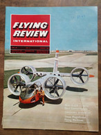 Flying Review International - Vol.20, Nº 11 / August 1965 - Trasporti