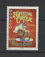 MONACO  YT   N° 2319   Neuf **  2002 - Unused Stamps