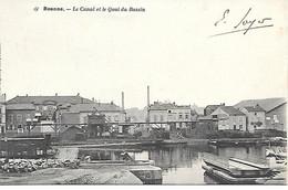 A/183              42      Roanne         Le Canal & Le Quai Du Bassin - Roanne