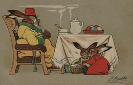 Lapins De Pâques - Other Illustrators