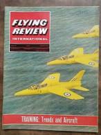 Flying Review International - Vol.20, Nº 6 /  March 1965 - Trasporti