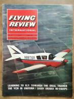 Flying Review International - Vol.21, Nº 8 /  April 1966 - Trasporti