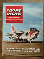 Flying Review International - Vol.21, Nº 7 /  March 1966 - Trasporti