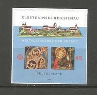 Timbre Allemagne Fédérale Neuf **  N 2463  Autoadhésif - Unused Stamps