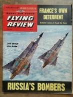 Royal Air Force Flying Review  - Vol.XVIII, Nº 6 / March 1963 - Trasporti