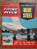 Royal Air Force Flying Review  - Vol.XVIII, Nº 8 / May 1963 - Trasporti