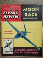 Royal Air Force Flying Review  - Vol.XVIII, Nº 7 / April 1963 - Trasporti